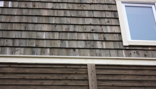 Traitement du bois j 39 ai construit un mur de sout nement - Impermeabiliser un mur exterieur ...