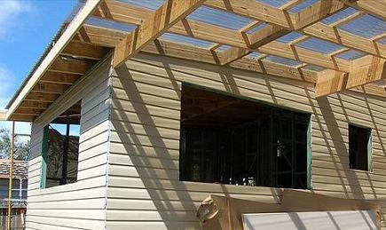 comment faire un toit qui laisse passer la lumi re et qui soit r sistant au poids de la neige en. Black Bedroom Furniture Sets. Home Design Ideas