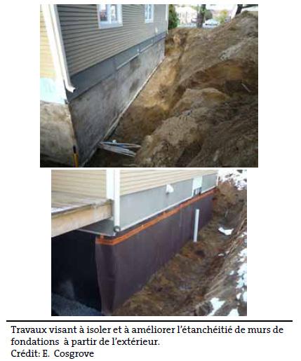 Maison sans vide sanitaire humidit dans notre prcdente maison nous avions drain et protger et - Moi dans ma maison vide ...