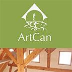Artcan, pionnier de la construction en chanvre au Québec: coffrage chanvre et chaux, enduits naturels