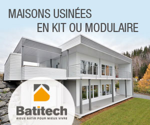 Batitech : une maison usinée de qualité adaptée à vos besoins