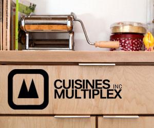 Cuisines Multiplex | Cuisine + salle de bain + mobilier écologiques