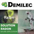 Demilec : chef de file dans le domaine de la mousse de polyuréthane giclée