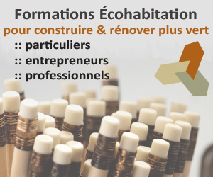 Formations Écohabitation