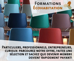 Formations Écohabitation