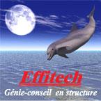Effitech est spécialisée en génie-conseil dans le domaine de la structure de bâtiments
