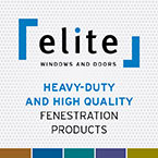 Elite Windows, a trusted brand for over 35 years, dedicated to producing the highest quality doors and windows.