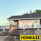 Honka Canada, construction, maison, bois massif, pin