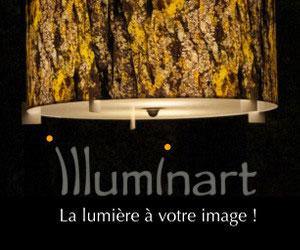 Illuminart, Éclairage DEL décoratif fait sur mesure