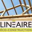 LINÉAIRE éco-construction : Charpente bois massif, timber frame, maison écologique, structure