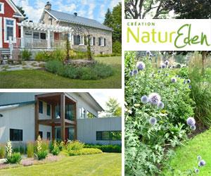 Création NaturEden, Création de paysages distinctifs