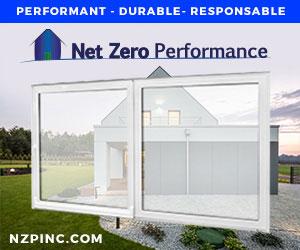 Net Zéro Performance est entreprise innovatrice fabriquant des portes et des fenêtres certifiées PassivHaus