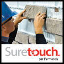 Suretouch permacon brique pierre parement pierre parement brique parement exterieur isolation