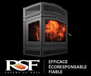 LES FOYERS AU BOIS RSF : Confort, beauté, efficience.