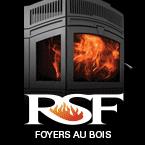 LES FOYERS AU BOIS RSF : Confort, beauté, efficience. Les foyers RSF sont conçus pour offrir l'authenticité d'un feu de bois tout en étant efficients et écologiques.