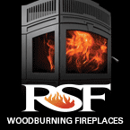 RSF wood burning fireplaces : Comfort, Beauty, Efficiency. RSF Fireplaces are highly efficient and environmentally friendly.