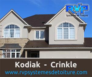 Les toitures métaliques Armadura, fabriquées au Canada sont distribuées et installées exclusivement par les Systèmes de toiture RVP