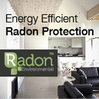 Radon Environmental: efficient insulation and radon ventilation in one with Radon Guard