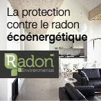 Radon Environmental offre des solutions de détection et atténuation du radon