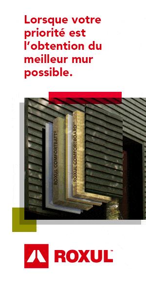 ROXUL offre des solutions d'isolation écologiques et haute performance pour les bâtiments résidentiels, commerciaux et industriels