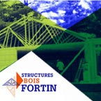 Structures Bois Fortin, Concepteur et fabricant de structures de bois haute performance