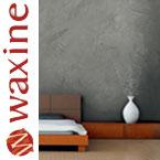 Waxine inc. Habillez vos murs sainement. Produits de finition pour le bois et enduits muraux