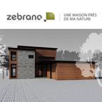 Zebrano, firme de construction de maison qui réunit concepteurs et bâtisseurs, fondée sur une approche éco-responsable