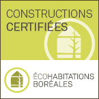 Ecohabitations Boréales. Une maison saine et abordable, avec nous, c'est possible. Construction clé en main certifiée LEED et Novoclimat.