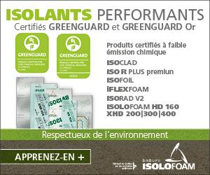 Groupe Isolofoam - Isolants performants, respectueux de l'environnement