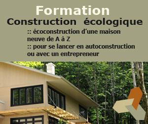 Formation Écohabitation