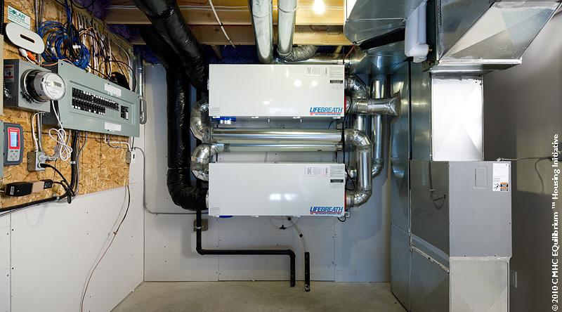Recommandations pour l installation d un vrc fiche for Climatisation centrale maison