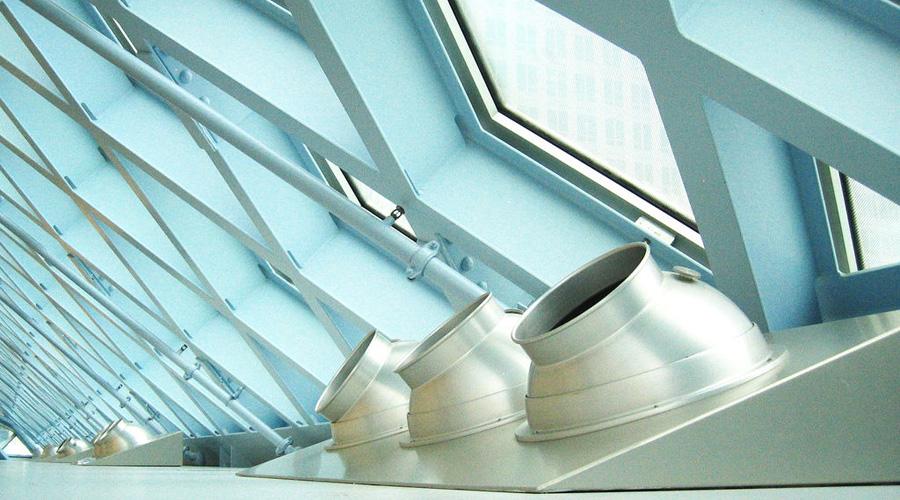 La ventilation centrale sans récupération de chaleur