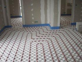 chauffer et climatiser par rayonnement les planchers et murs radiants cohabitation. Black Bedroom Furniture Sets. Home Design Ideas