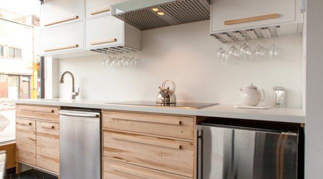 Les cuisines co et co d 39 hauteur d 39 homme inspir es par for Hauteur d une cuisine