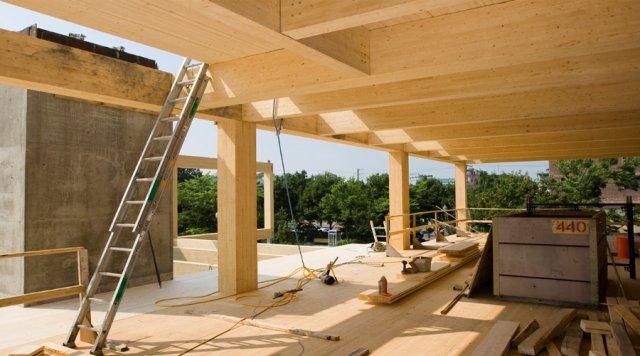 bient t des difices de grande hauteur en structure bois