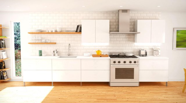 Idées Pour Une Cuisine écolo En Alternative à IKEA Cuvée - Meuble cuisine sans formaldehyde pour idees de deco de cuisine