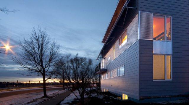 Maisons passives: vers l'hyperperformance