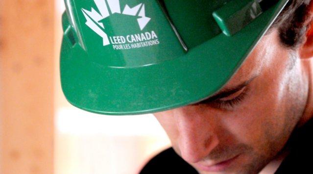 Votre porte d'entréec'est Évaluations Écohabitation qui vous accompagnera dans vos projets LEED® habitations au Québec.