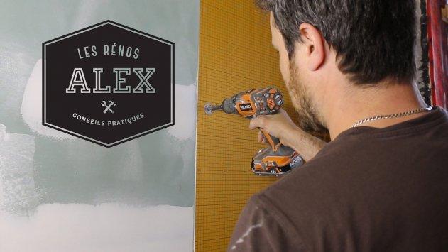 Capsule les Rénos d'Alex : une douche personnalisée durable