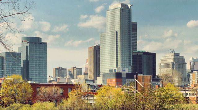 Gaz à effet de serre: Montréal, métropole canadienne la plus verte