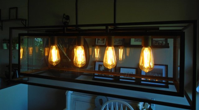 Le produit du mois: l'ampoule à filament DEL