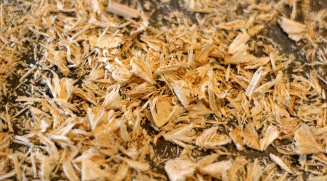 Le produit du mois : un panneau de contreventement isolant rigide en fibre de bois recyclé