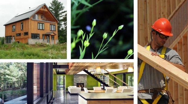 École d'été en bâtiment écolo, session technique pro, ateliers-visites, permaculture… Pas de relâche estivale chez Écohabitation!