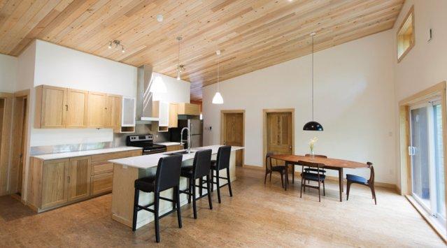 Platine pour Edelweiss : décortiquons la première habitation LEED v4 au Canada