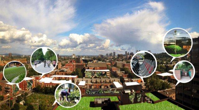 Quartiers Écohabitation: une vision globale