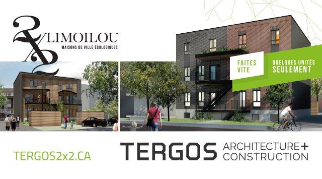 Authentiques maisons de ville écologiques