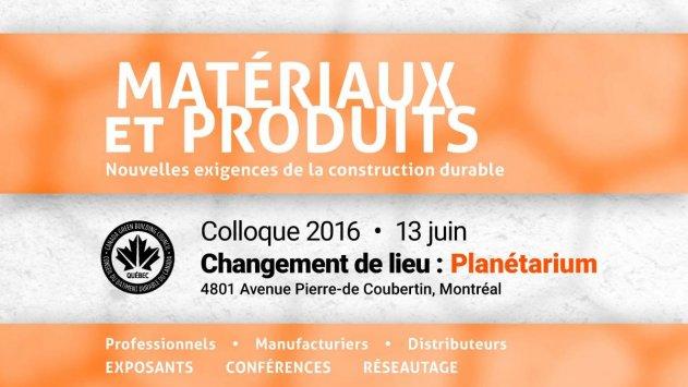 Colloque Matériaux 2016 CBDCa