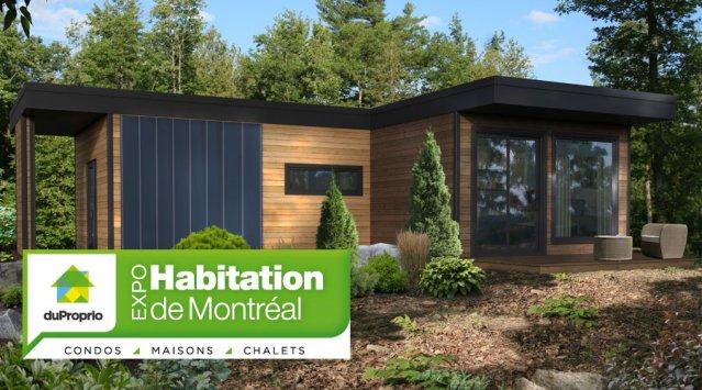 Expohabitation de Montréal au Stade olympique du 9 au 12 février 2017