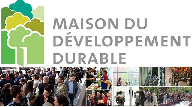 V nement maison du d veloppement durable 5 ans v nement cohabitation - Maison du developpement durable ...