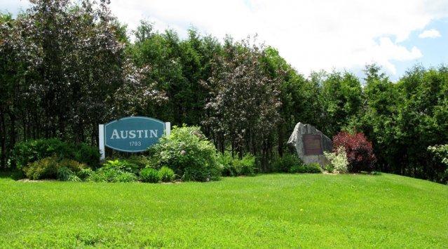 Soirée passion construction écologique à Austin, Québec
